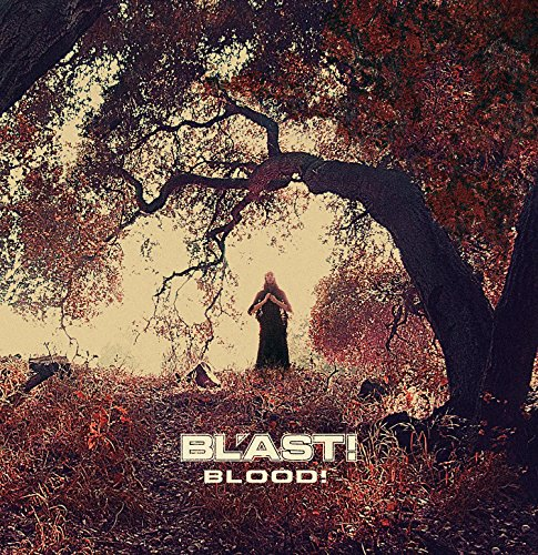 CD : Bl'ast! - Blood (CD)