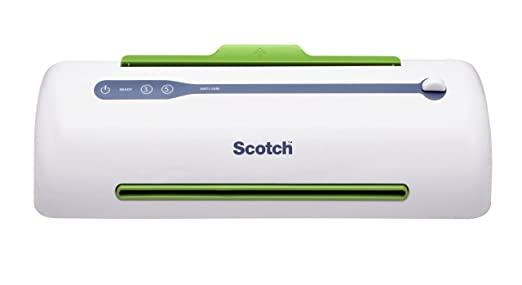 Amazon.com : Scotch PRO Thermal Laminator, 2 Roller System (TL906 ...