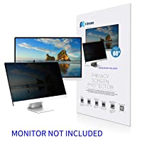 19.5 Inch Privacy Screen Filter for Widescreen Monitor (16:9 Aspect Ratio) - Please...