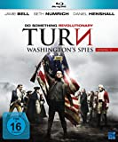 Turn - Washington's Spies - Staffel 2 [Blu-ray]