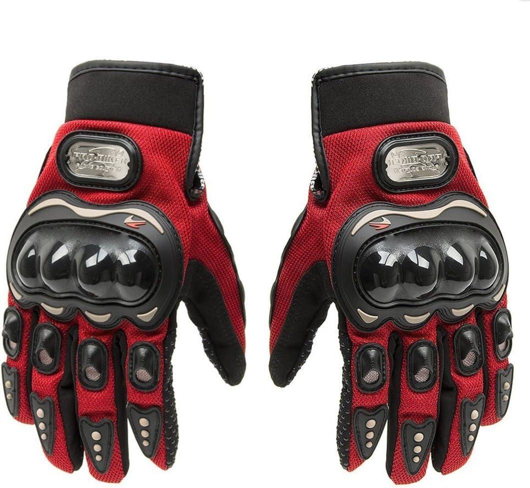Guantes de DingSheng motocicletas y racing dedos enteros para motocross