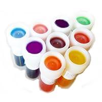 Lebensmittelfarbe flüssig Set 9x 12ml Lebensmittelfarben