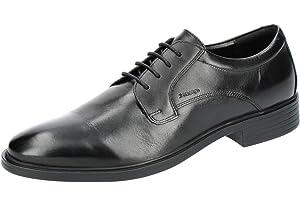 Geox Mens U844VB Brandolf Chukka Boots Black Size: 6.5 UK