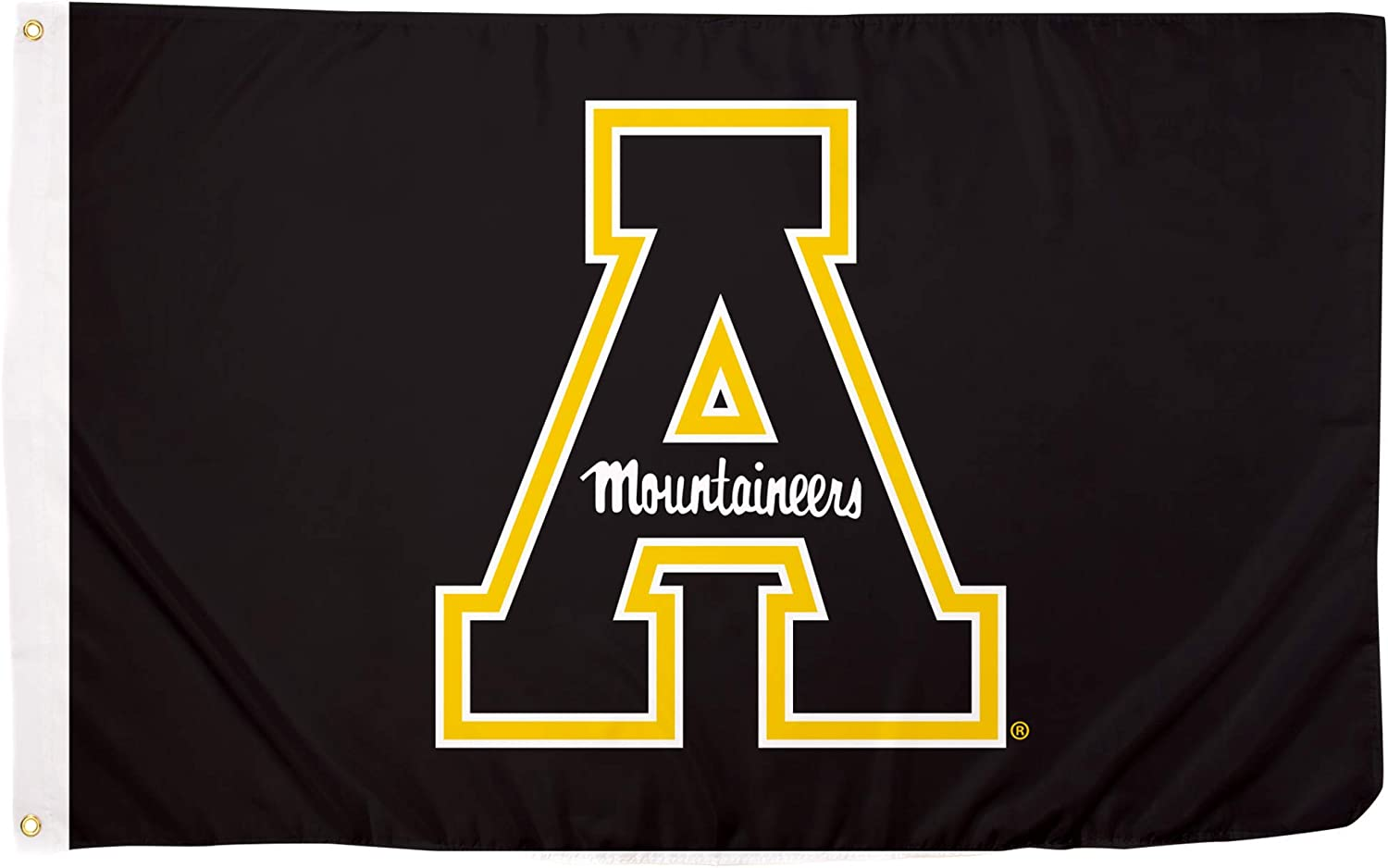 Desert Cactus Appalachian App State University ASU Mountaineers NCAA 100% Polyester Indoor Outdoor Flag