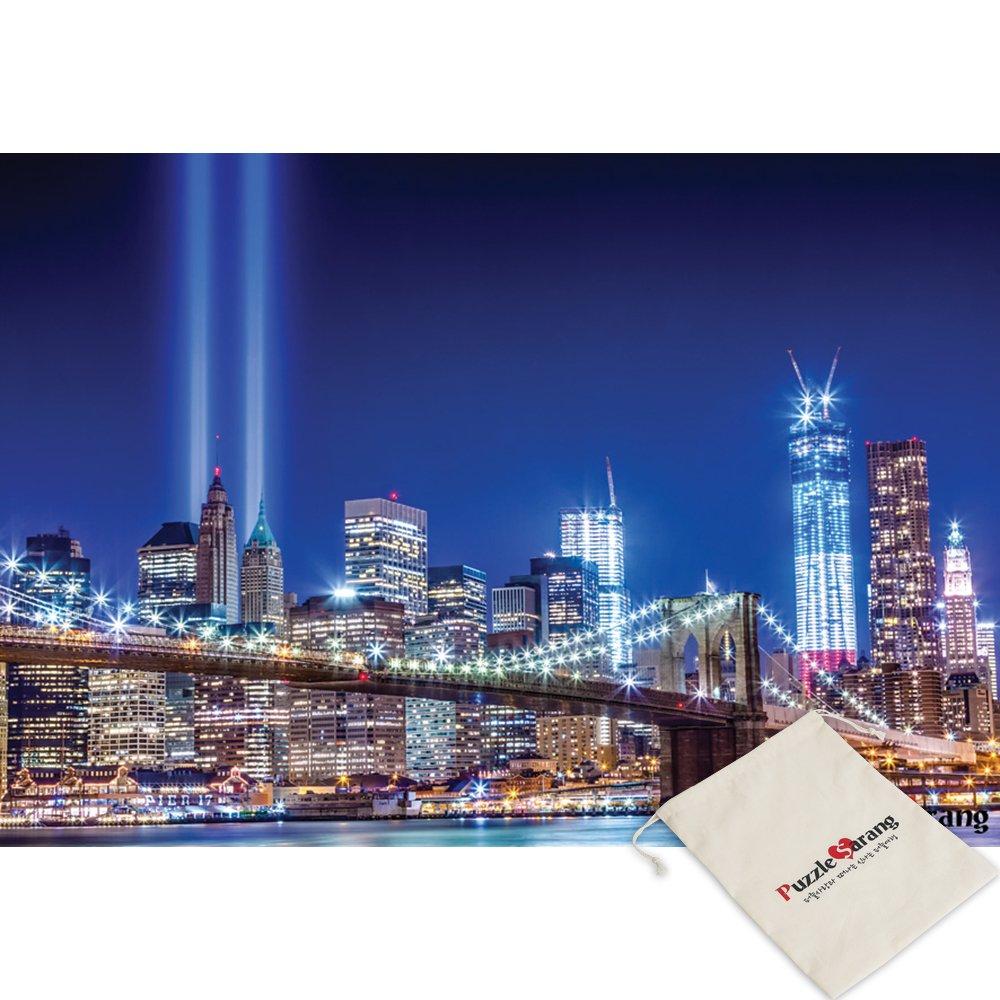 【国内発送】 [ポーチ] 911 B079ZP65R1 Commemoration含まライトover 911 Manhattan [パズル – 1000ピースジグソーパズル韓国] – B079ZP65R1, 名川町:a40ef9c0 --- a0267596.xsph.ru