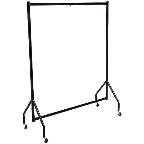 AmazonBasics – Perchero resistente, 1,21 x 1,52 m