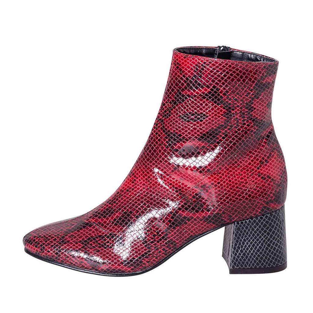 Schuhe aus Pitt Pitt Pitt Bordeaux glänzend mit ACCO schwarz Größe 35 Made in  LPB35-01 - ad16e7