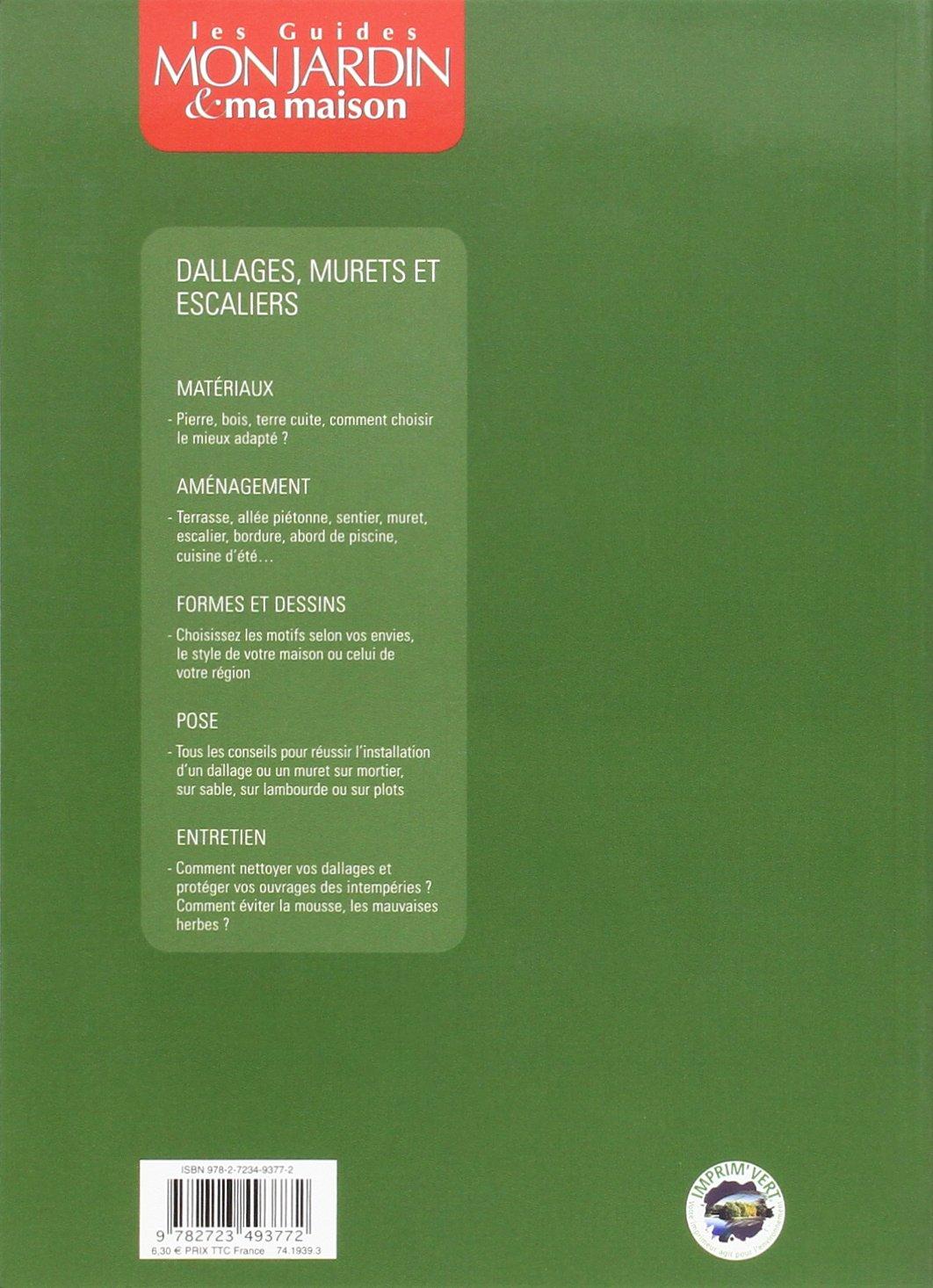 Dallages, murets et escaliers: Amazon.de: Aurélie Laglantine ...