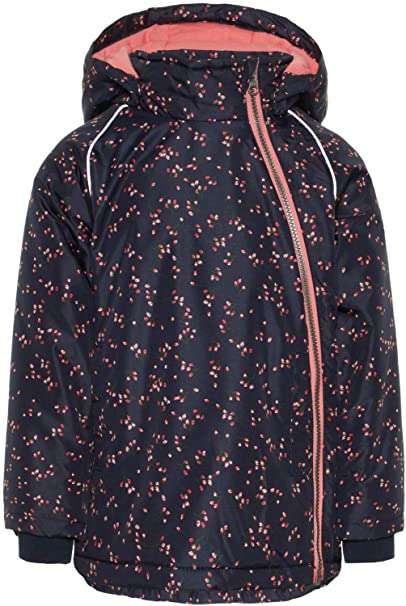 NAME IT - Chaqueta - Manga Larga - para niña Sky Captain 3 años