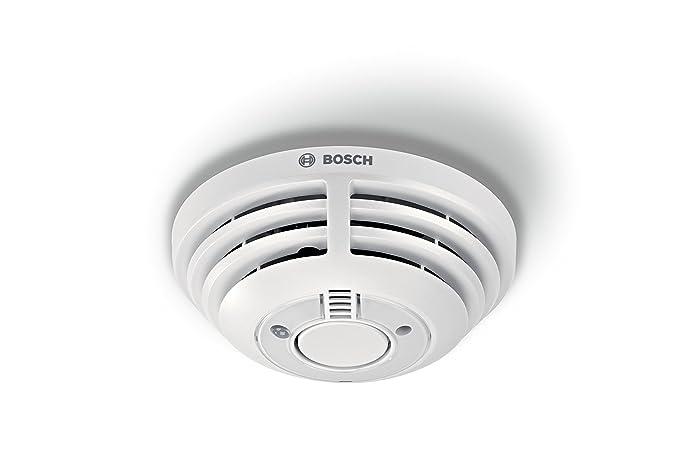 Bosch Smart Home - Detector de Humo con Aplicación de Funcionamiento, Versión para Alemania, Austria y Reino Unido: Amazon.es: Bricolaje y herramientas
