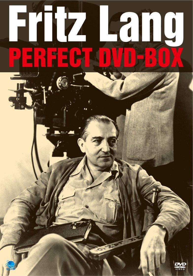 フリッツラング傑作選 パーフェクト DVD-BOX B00AB23V9O