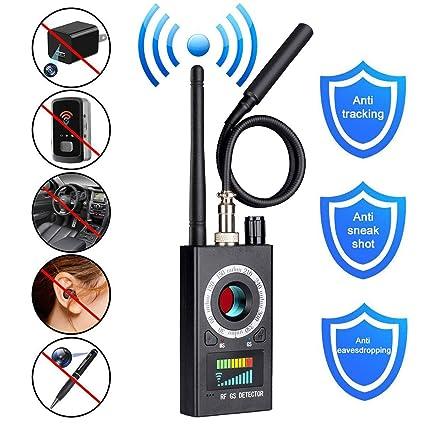 Amazon.com: Detector de cámara antiespía inalámbrico RF ...