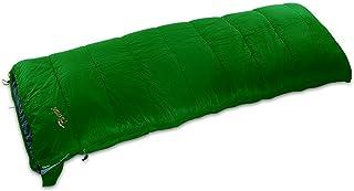 Bertoni Ecocotton Sacco Letto da Campeggio, Verde/Arancione Bertoni Tende