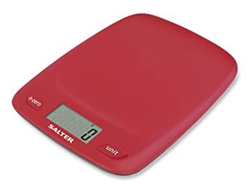 eaab94731ab8 Salter Digital Kitchen Scales - 5000g Electronic Food Weighing, Slim Design  Cooking Scale Home Appliance, LCD Display, Add & Weigh, Compact Storage, ...