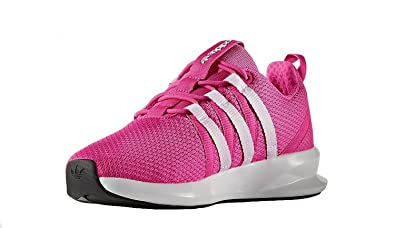 watch f1101 4a122 Adidas LOOP RACER I Sneaker Girls Pink, Size 8.5k