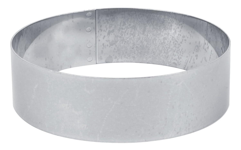 Calder 8023 Coppapasta in Acciaio, Acciaio, Argento, 14x14x4 cm Calder Snc utensili; pasta