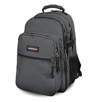 Eastpak mochila escolar Tutor con botella - Varios colores y diseños, Black Denim (Dunkelgrau) (Varios colores) - EK955: Amazon.es: Equipaje