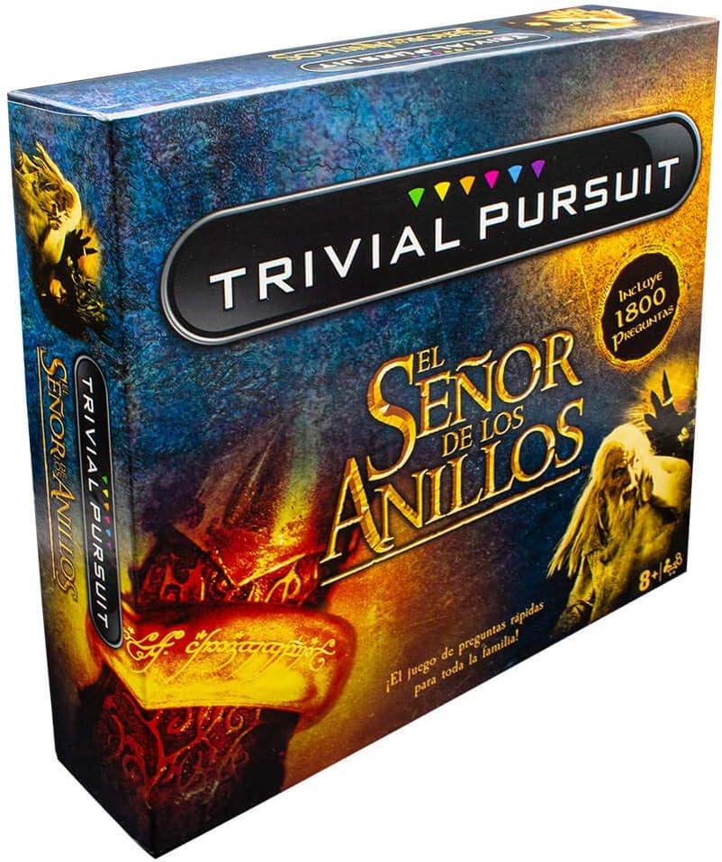 ELEVEN FORCE Trivial Full Size El Señor De Los Anillos (12104), Multicolor