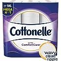 48-Count (2 x 24) Mega Rolls of Cottonelle Ultra Comfortcare Toilet Paper