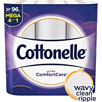 Deals on 48 Mega Rolls Cottonelle Ultra Comfortcare Toilet Paper