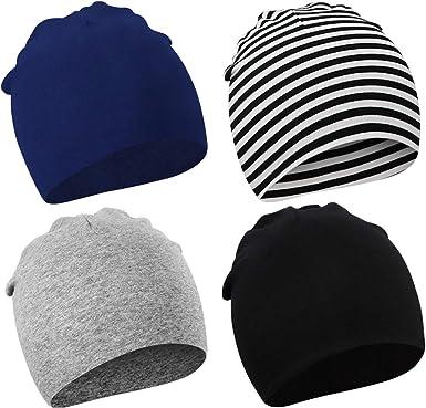 Cotton Baby Hat Soft Cute Newborn Infant Toddler Comfy Baby Cap Beanie Hat