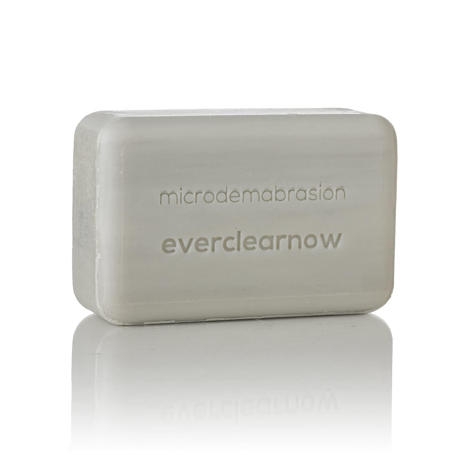 Microdermabrasion Exfoliating Deep Cleansing Soap - Large 8 Ounces Soap Bar -Everclearnow Microdermabrate and Deeply exfoliate your skin, Removes Dead Skin Cells-Perfect for helping Keratosis Pilaris