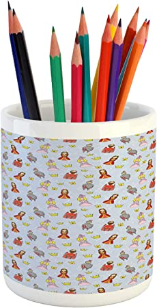 Amazon Com Ambesonne Duke Pencil Pen Holder Princess Queen King And Knight Medieval Crown Western Duchess Kids Cartoon Design Ceramic Pencil Holder For Desk Office Accessory 3 6 X 3 2 Multicolor Office This is a medival crown used by a monarch in his daily duties including battles, so i decide to put a story in this asset to make this prety generic crown more interisting. amazon com