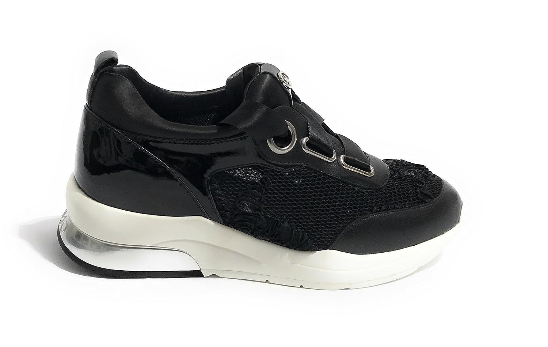 Liu Jo Jeans Zapatillas para mujer Negro negro 41 EU