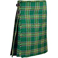 Irish National - Falda escocesa para hombre