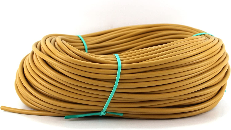 Filo Plastica Per Sedie.Matassa Tubino Per Legatura Sedie A Dondoli 2 5kg Beige Amazon