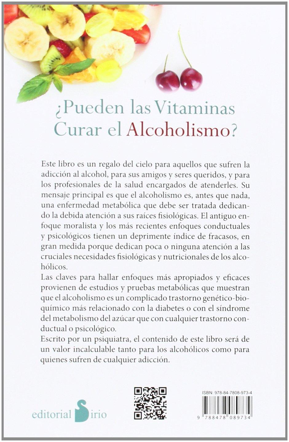Pueden las vitaminas curar el alcoholismo? (Spanish Edition): Abram Hoffer, Andrew Saul: 9788478089734: Amazon.com: Books