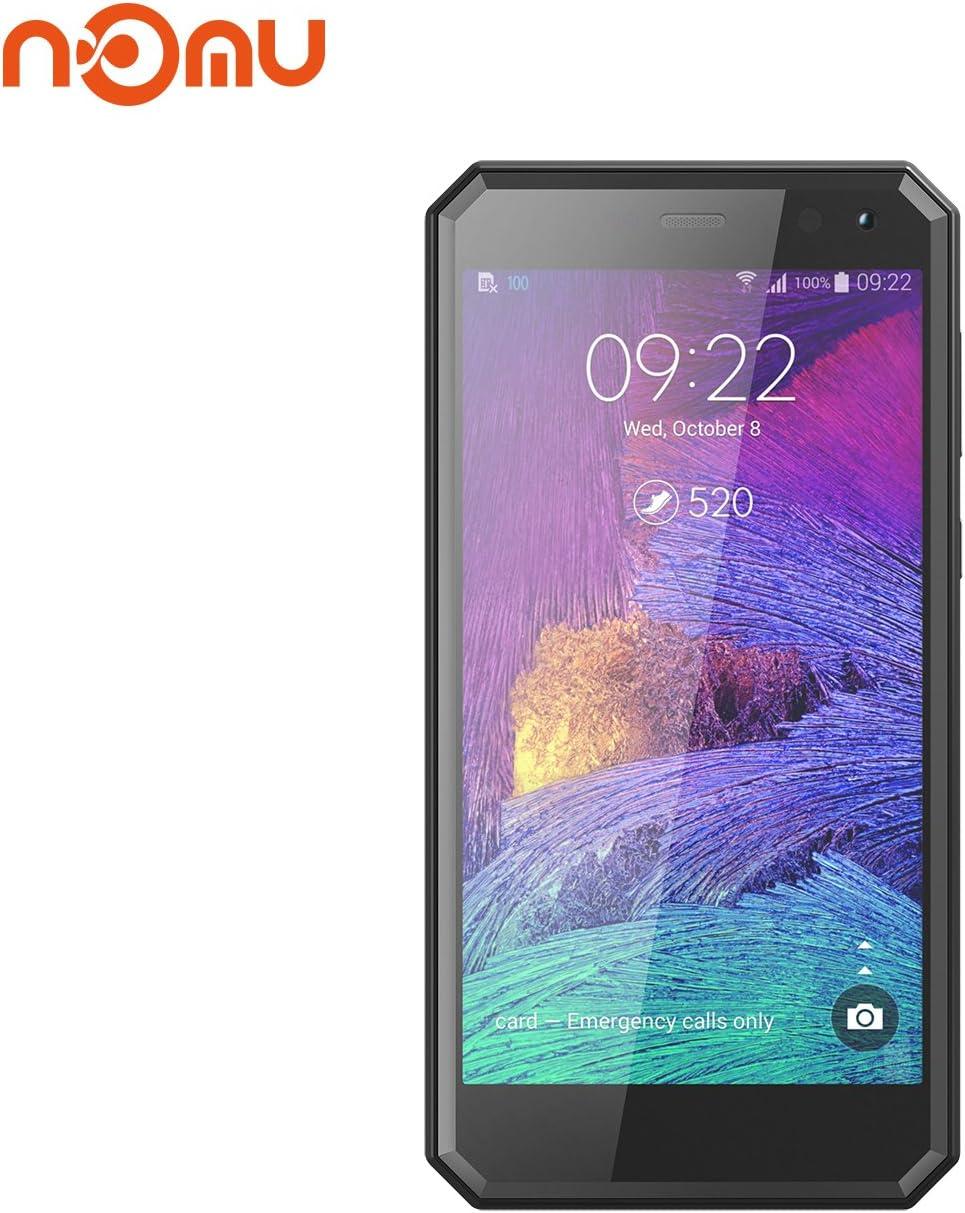 MóVil Antigolpes - Smartphone Resistente IP68 5.0 Pulgadas Fhd Android 7.0 4G LTE Dual Sim 2GB + 16GB 5.0Mp + 13.0Mp CáMara Dual (Negro): Amazon.es: Electrónica
