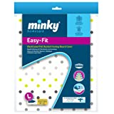 Minky Easy Fit Ironing Board Cover  - 122 x 38 cm