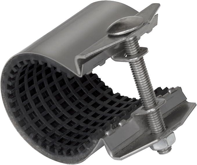 Gebo Unifix Edelstahl-Dichtband Dichtschelle Reparaturschelle Rohrbruchschelle