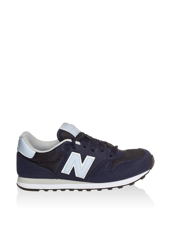 New Balance 500, Zapatillas para Mujer 40.5 EU Azul (Navy/Light Blue Pt)