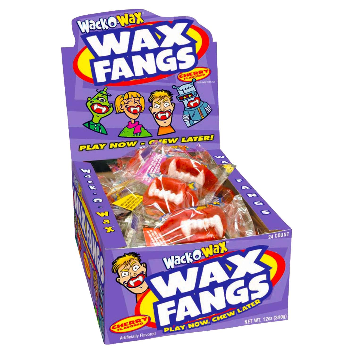 Vampire Fangs Candy