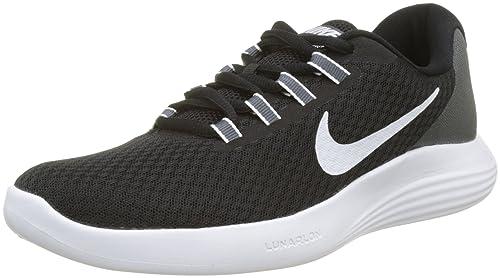 Nike de Wmns Lunarconverge Zapatillas de Nike corriendo para Mujer Negro 1e84a0