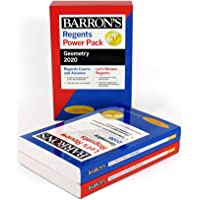 Regents Geometry Power Pack 2020 (Barron's Regents NY)