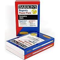 Regents Geometry Power Pack 2020 (Barron's Regents NY)