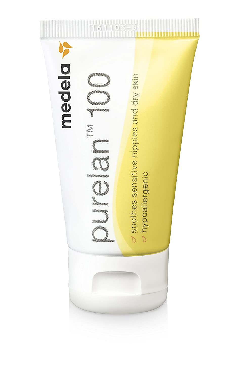 Medela PureLan 100 Cream, 7g Tube, Lanolin Nipple Ointment 008.0048