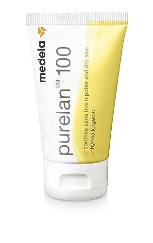 Medela Purelan Lanolin Nipple Cream, 37 g