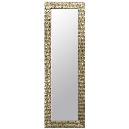 Amazon Com Door Solutions Rectangular Over The Door Mirror