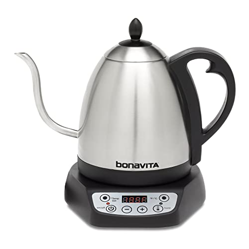 Bonavita-1.0L-Digital-Variable-Temperature-Gooseneck-Kettle