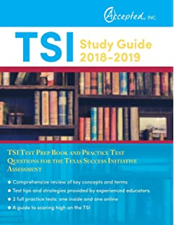 Tsi assessment study guide 2017 tsi test preparation book and tsi study guide 2018 2019 tsi test prep book and practice test questions for fandeluxe Choice Image