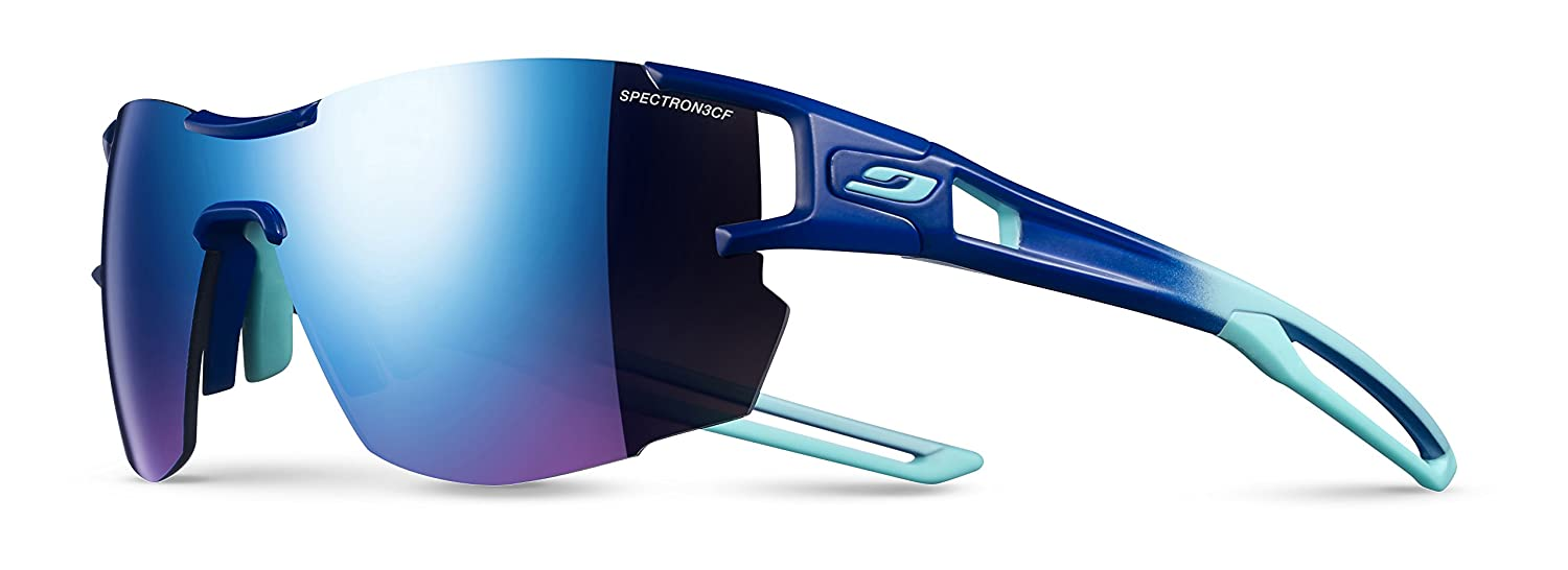 0bbcaec48f Spectron 3 - Blue/Green , Spectron 3 : Julbo Aerolite Trail Running  Sunglasses with Narrow Fit: Amazon.in: Sports, Fitness & Outdoors