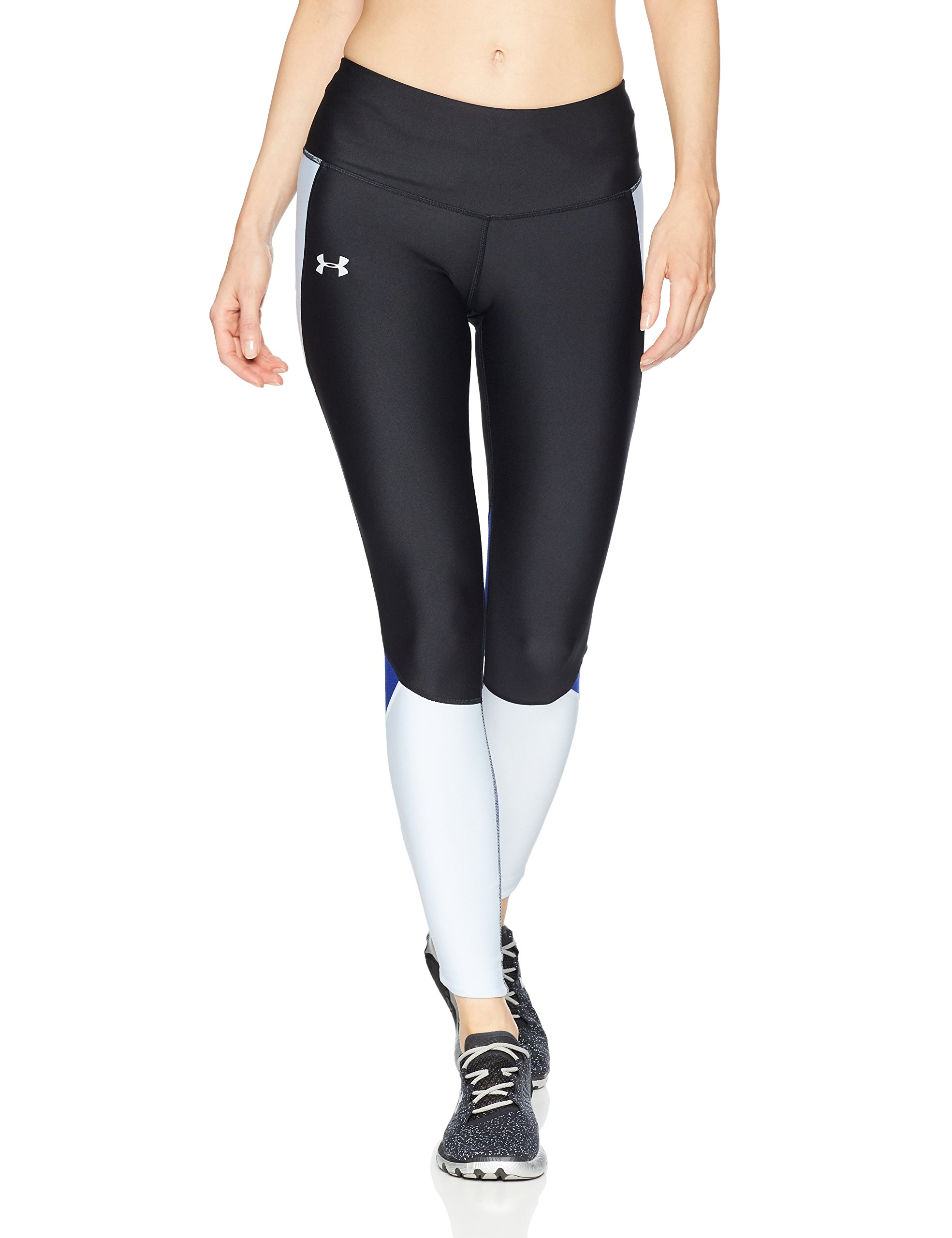 Under Armour Women's Armour Fly Fast Tights, Black (003)/Reflective, Small