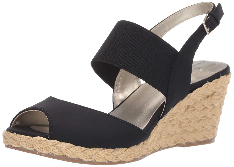 f870080a1b5 Bandolino Womens Himeka Open Toe Casual Espadrille Sandals