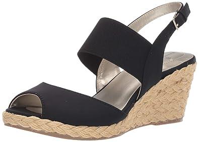 Himeka Open Sandals Toe Womens Casual Espadrille Bandolino n0ON8kXPwZ