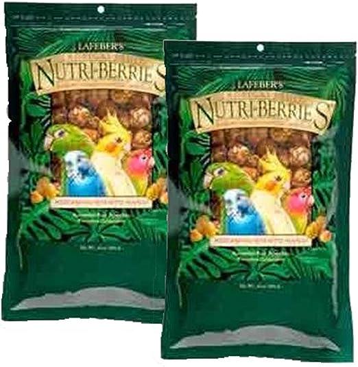 Cockatiel Tropical Nutri berries 10oz