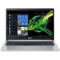 Acer Aspire 5 Slim A515-52G 15.6-inch FHD Thin and Light Notebook(Intel Core i5-8265U Whisky Lake Processor/8GB Ram/2TB HDD + 512 SSD/Win10/2 GB MX250 Graphics), Pure Silver